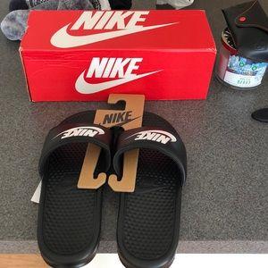 BRAND NEW Nike slides